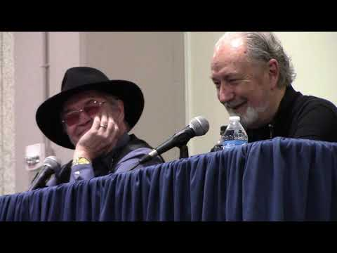 Monkees Mike Nesmith/Micky Dolenz Q&A - Fanboy Expo 2019