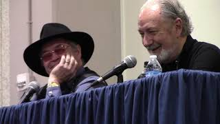 Monkees Mike Nesmith/Micky Dolenz Q&A - Fanboy Expo July 13, 2019.