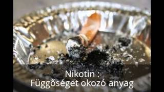 Miért szokj le a dohányzásról ?!(Ezt a videót a YouTube Videoszerkesztővel készítettem (http://www.youtube.com/editor), 2013-07-05T11:29:02.000Z)