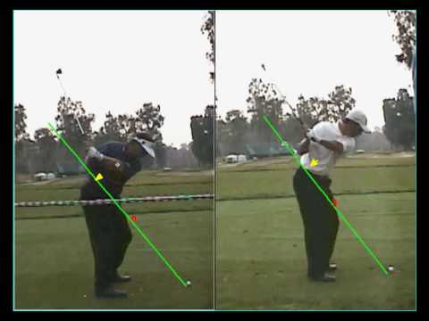 Tom Pernice & Peter Jacobson Backswing