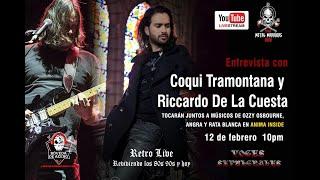Entrevista: Coqui Tramontana & Riccardo de La Cuesta