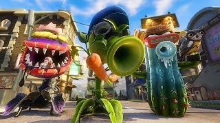 NOVAS PLANTAS E NOVO JOGO ! - Plants Vs Zombies Battle for Neighborville