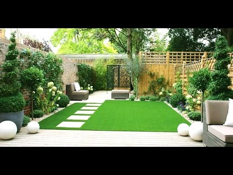 SMALL GARDEN DESIGN IDEAS|BEAUTIFUL HOME GARDEN ...