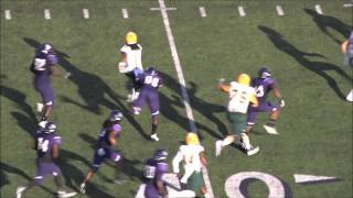 SLU vs SFA highlights 2014