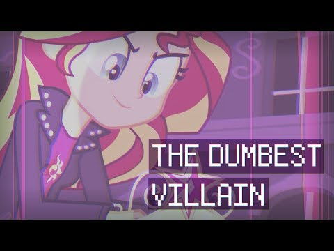 Sunset Shimmer is the Dumbest Villain | Robobuddies