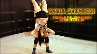 Skull Ouchies [Female Piledrivers Compilation]