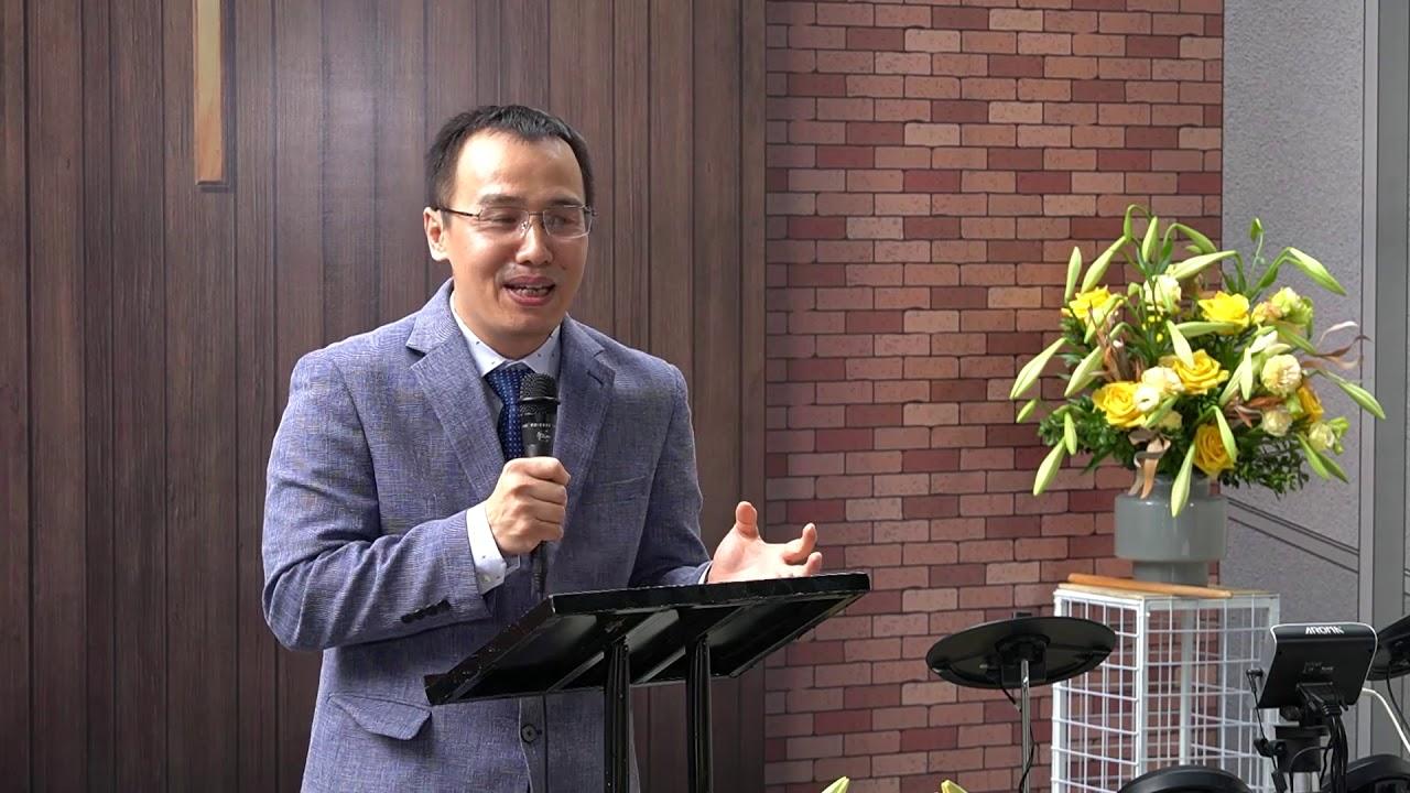Trái tim và Tầm nhìn vượt trên dịch nạn – Mục sư Bùi Quốc Phong
