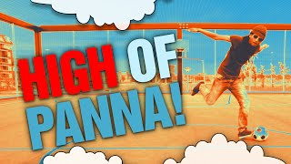 Jeand Doest gets High of Panna