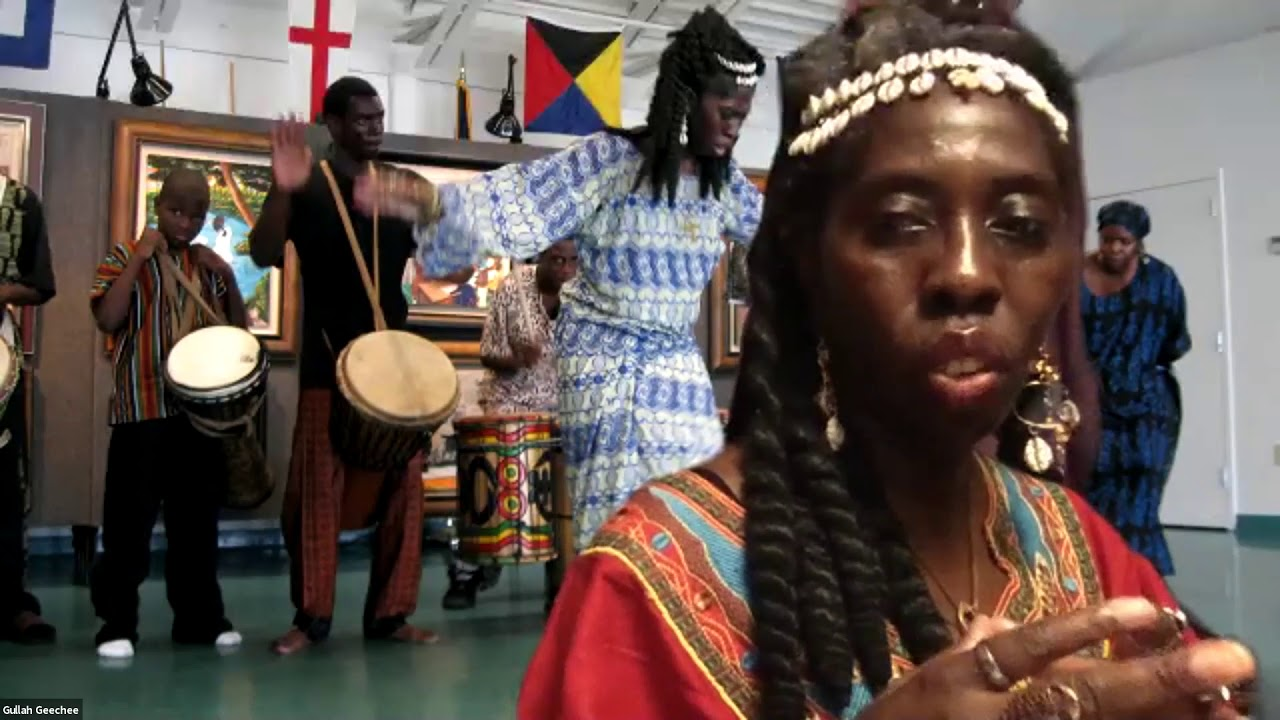 Queen Quet's Drum Call for Justice