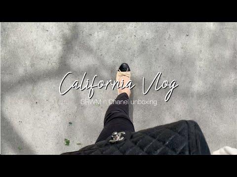 [Vlog/ENG] 샤넬 발레리나 플랫슈즈 언박싱, 달고나 커피, 미국 일상 브이로그, Dalgona coffee, Chanel ballerina unboxing