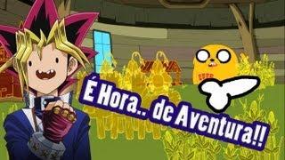 Video Youtube Poop BR - É Hora... de Aventura (Card Game infantil transforma Jake em Avassalador) download MP3, 3GP, MP4, WEBM, AVI, FLV Agustus 2018