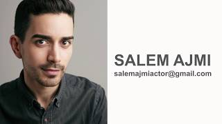 Salem Ajmi - Videobook actor