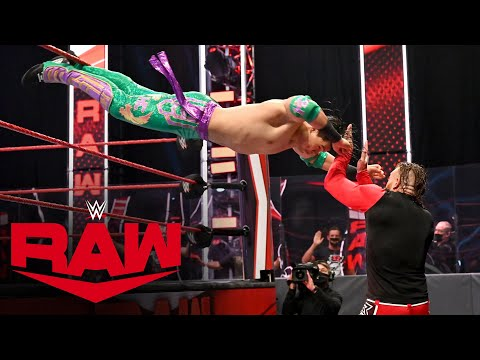 Murphy vs. Humberto Carrillo: Raw, July 27, 2020