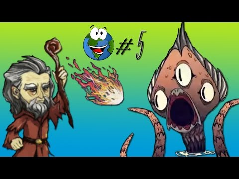 Don't Starve Shipwrecked с модом Hero in the Dark #5 - Опасное лечение