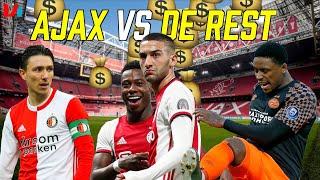 Heel De Eredivisie Jaagt Op Grootverdiener Ajax