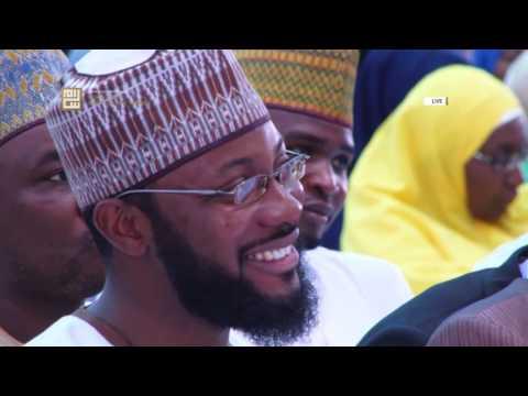 Mufti Ismaeel Menk Lecture in Kaduna 2016