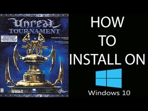 ut2004 windows 10