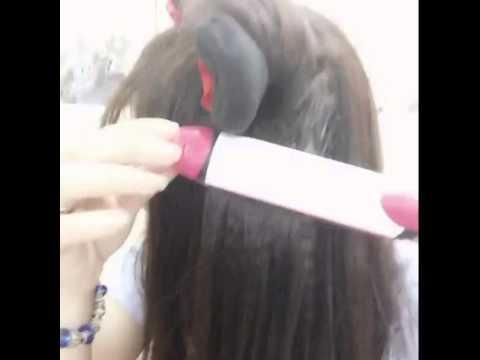 Papy Xù Tường Vi dạy làm tóc nè