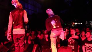 Lutan Fyah & Jah Mason (Live + interview) @ Akwaba (France, 2014)