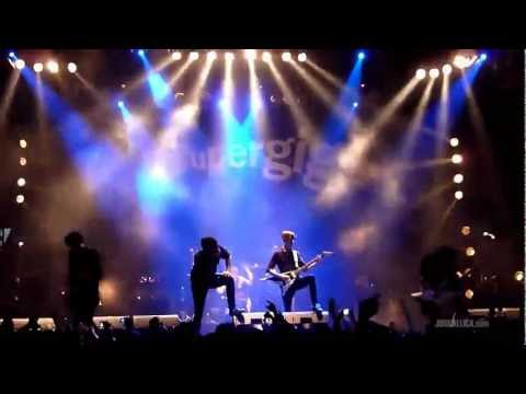 Alesana - Annabel (Live in Jakarta, 17 September 2011)