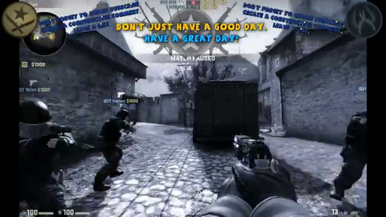 cs go - how to pause and resume the match