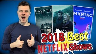 Best 2018 Netflix Series Ranked