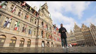 Фландрия | Авангардный Антверпен - Орел и решка. Шопинг - Интер