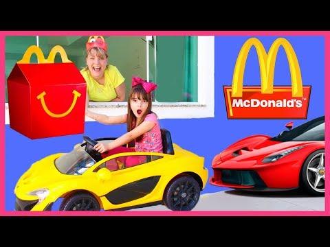 McDonalds CON MI