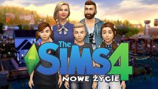 The Sims 4 Nowe Życie #39: Zimowa Noc Szaleństw || Cztery Pory Roku