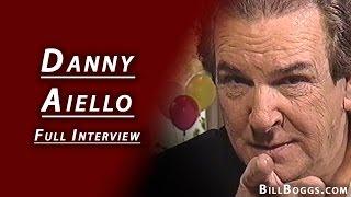 Danny Aiello Full Interview with Bill Boggs