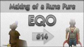 Eqo's Making Of A Rune Pure | Episode 14 | Slayer/Strength Training! | JOIN MY FC