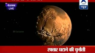 ABP News special l Mission mars l PM to witness Mars Orbiter Insertion at ISRO facility
