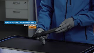 APRIL JALTEST TOOLS INNOVATION! INJECTOR SLEEVE ASSEMBLY TOOL