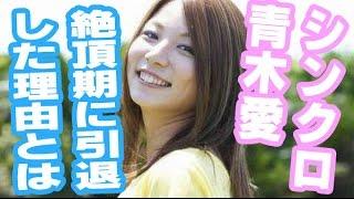 美人シンクロ選手青木愛が絶頂期に引退した理由が泣ける スポーツ感動秘話 青木愛 動画 19
