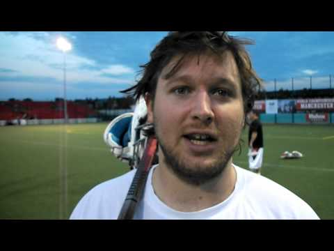 Collegelax.us Kevin Huntley Team Canada Interview part 1