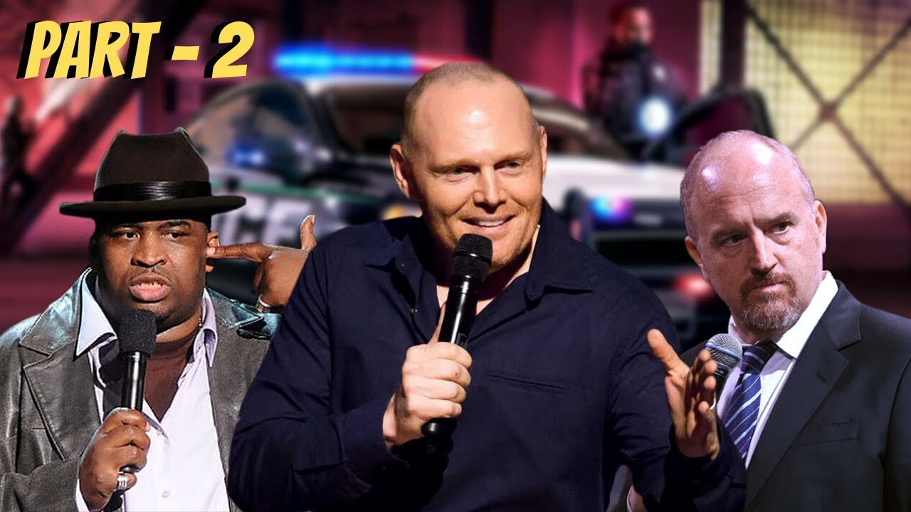 Comedians on POLICE BRUTALITY (Part 2)