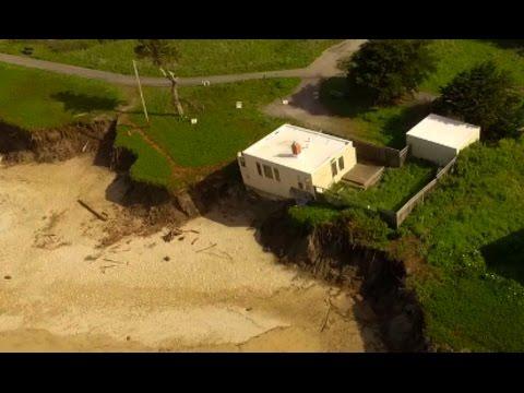 Coastal Erosion California