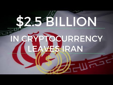 $2.5 Billion in Cryptocurrency Leaves Iran After US Bails on Nuclear Deal