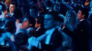 видео: Четырнадцатый Венский бал в Москве - 2016 (торжественная часть)  - Гостиный двор