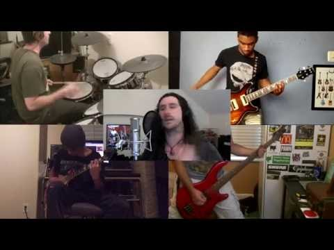 Dio- Holy Diver INTERNATIONAL FULL BAND COVER