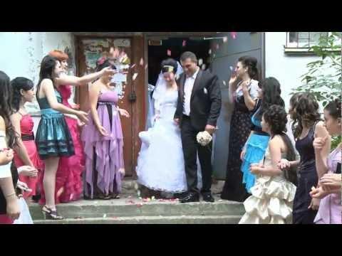 Армянская свадьба. г.Тверь. SDE (Монтаж в тот же день).