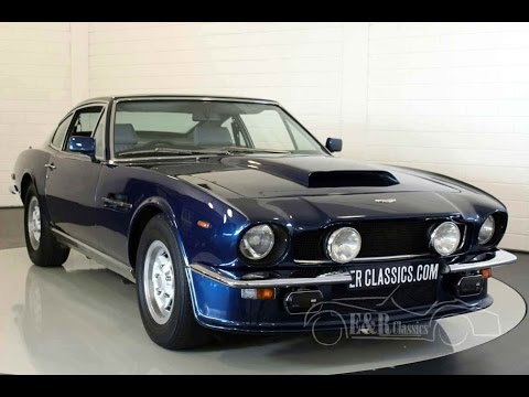 Aston Martin Amv8 1974 Very Good Condition Video Www Erclassics
