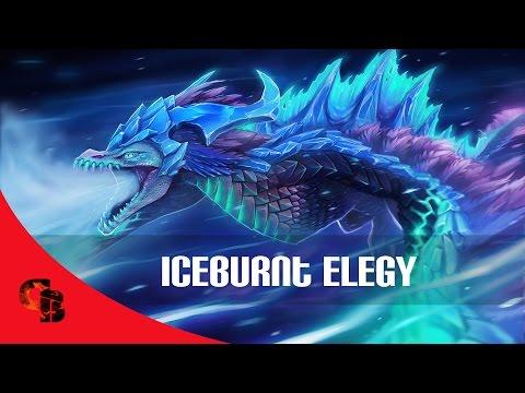 Dota 2: Store - Winter Wyvern - Iceburnt Elegy