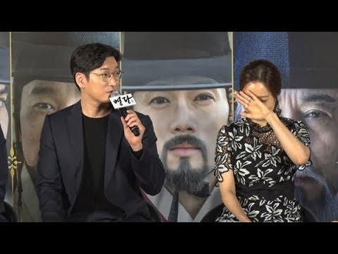 """[영상] 조승우 """"홍일점 문채원 없는 현장… �"""