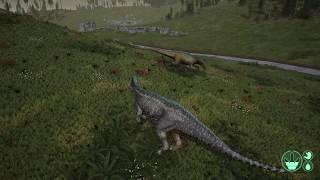 Hunts Don't Always Succeed. . . .- The Isle