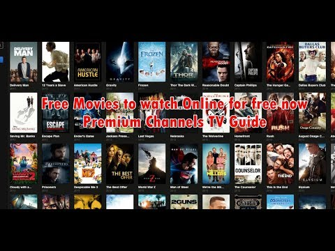 Free Movies to watch on TV Online for free...