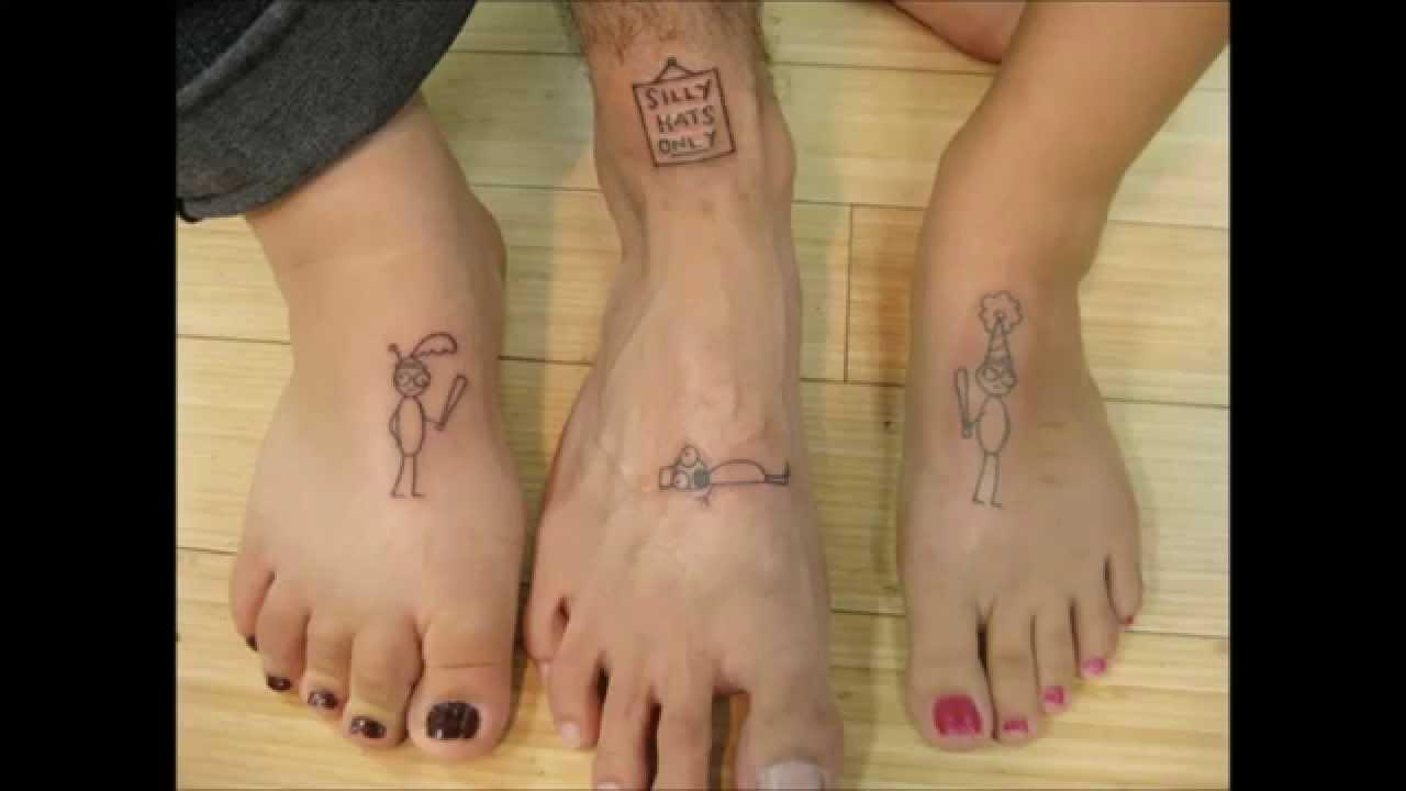 Tatuajes Para Grupos De Amigas Y Amigos Best Friend Tattoos Youtube