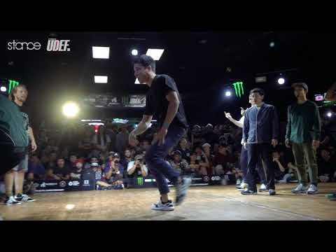 Floor Gangz vs Waseda Breakers [top 32] ► .stance x Freestyle Session