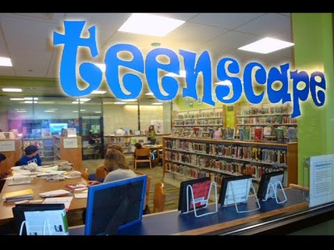 @ Your Library - Teen Services at the Groton Public Library