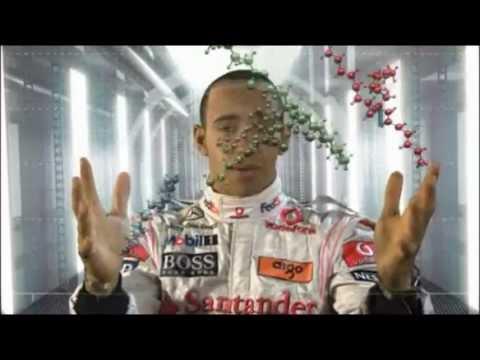 Exxon Mobile - Lewis Hamilton Reklam Filmi